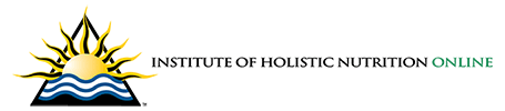 Institute of Holistic Nutrition Online Logo